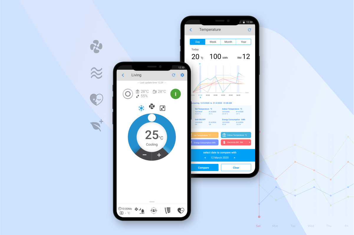 GO DAIKIN - Mobile App
