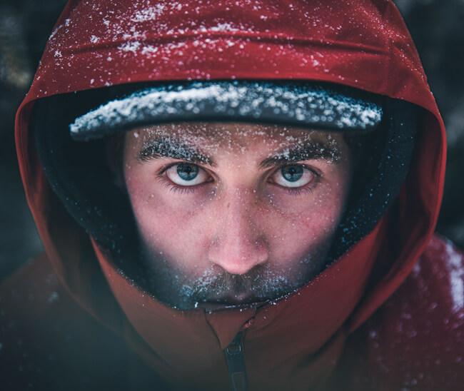 Filmproduktion – Freeze - Film