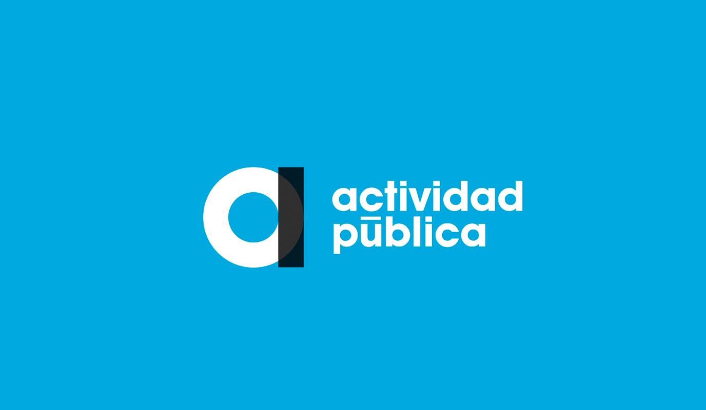 Actividad Pública - Estrategia digital