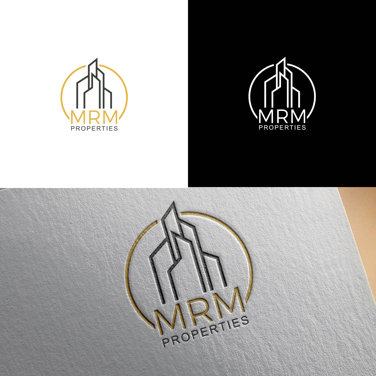 Boundless Technologies designs Logo for MRM - Graphic Design