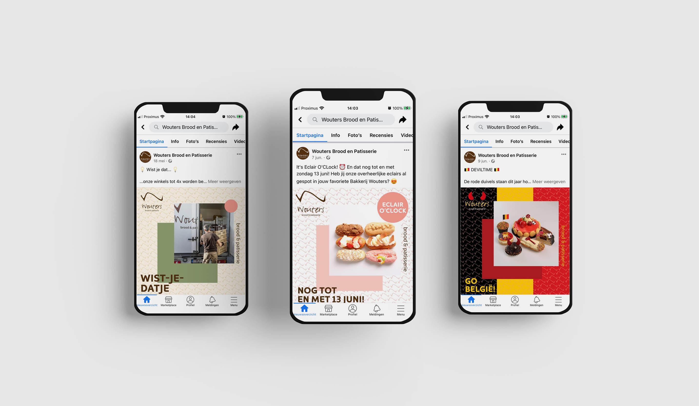 Van artisanaal naar digitaal - Bakkerij Wouters - Online Advertising