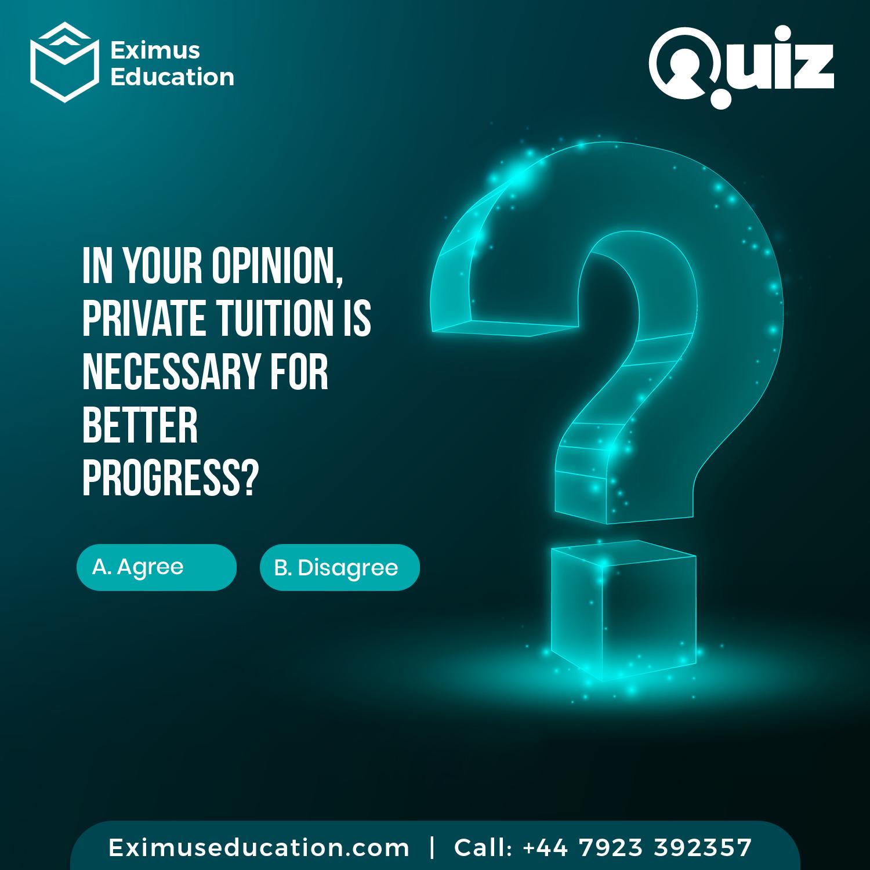 Social Media Marketing of Eximus Education