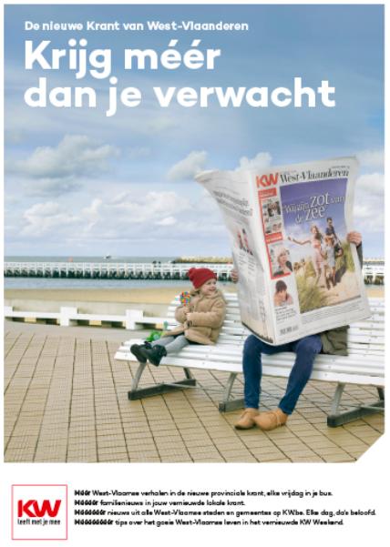 Krant van West-Vlaanderen - Online, E-mail, Movie - Online Advertising