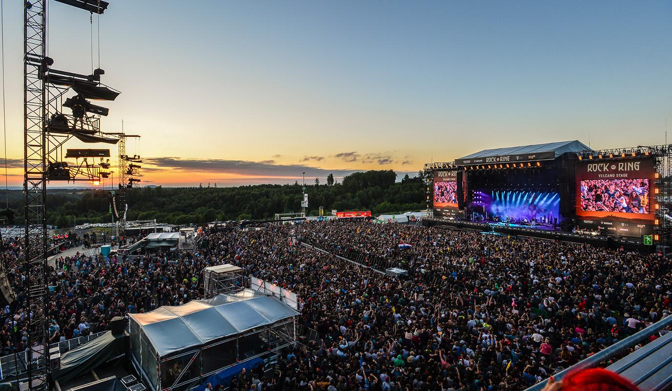 Rockstar Festival-Sommer