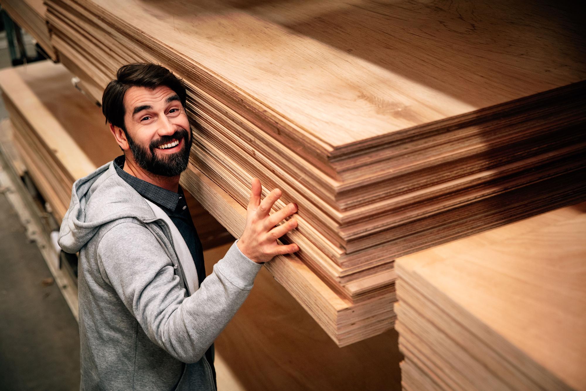 Woodtex - Employer branding op een 'hout' niveau