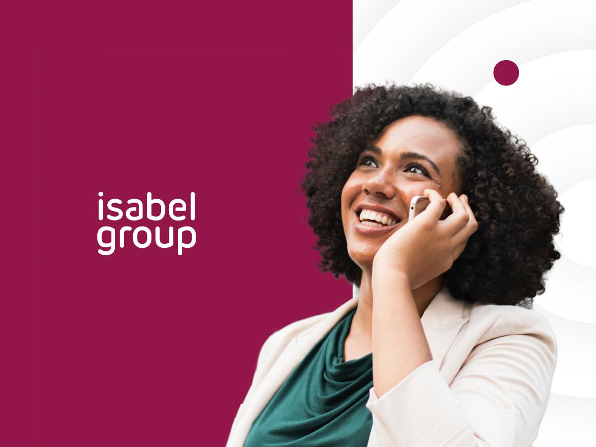 Isabel Group - Branding & Positionering
