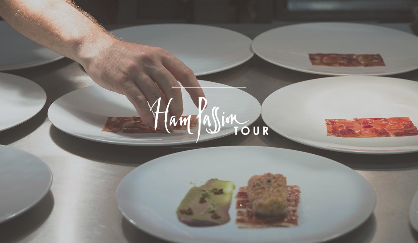 Ham Passion Tour - Relaciones Públicas (RRPP)