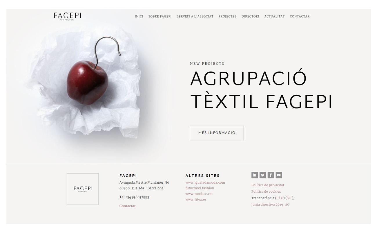 Estrategia digital FAGEPI - Estrategia digital