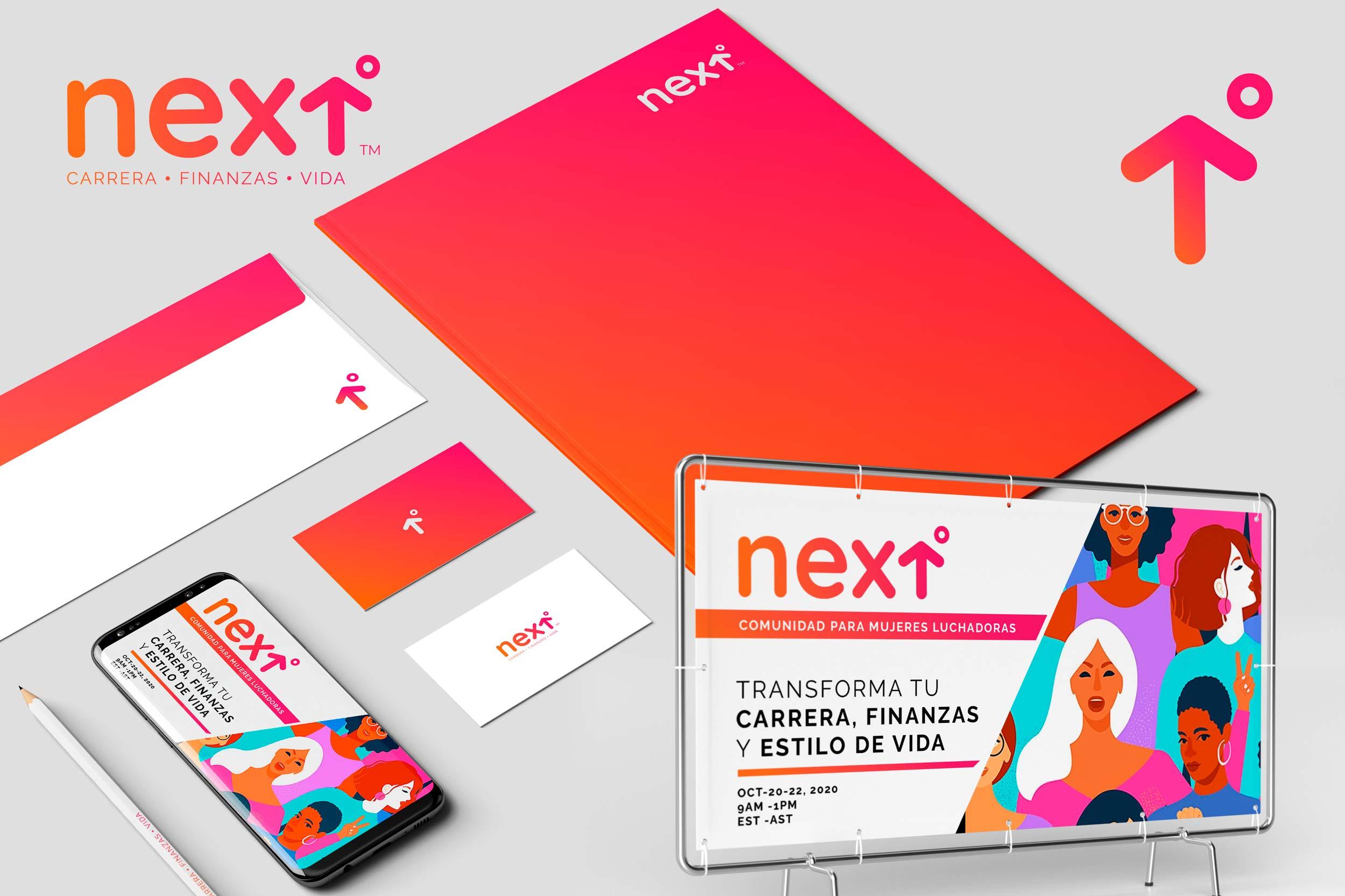Naming & Branding NEXT - Branding y posicionamiento de marca