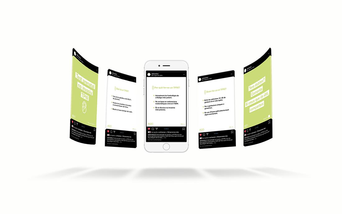ADN Institut Marketing Digital - Social Media