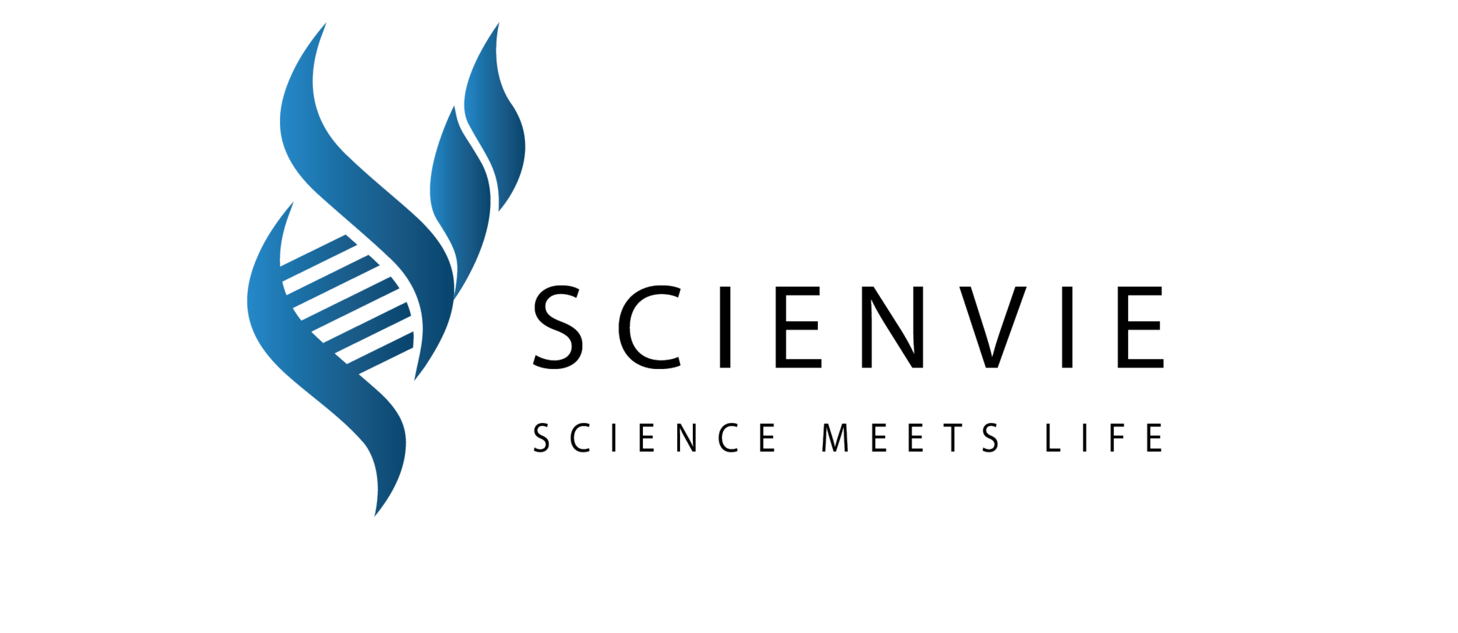 Branding Logo, applications & website for ScienVie - Branding & Positioning