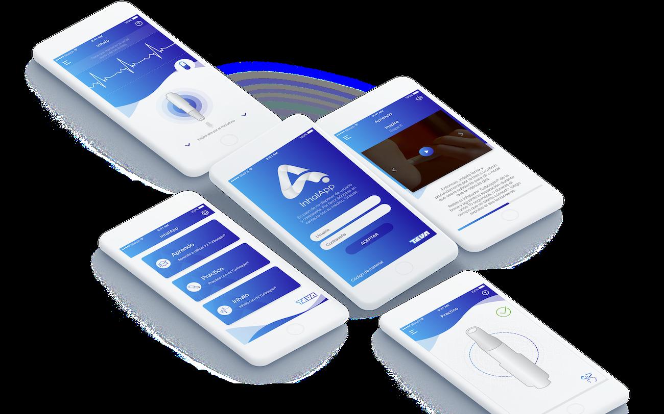InhalApp   Design
