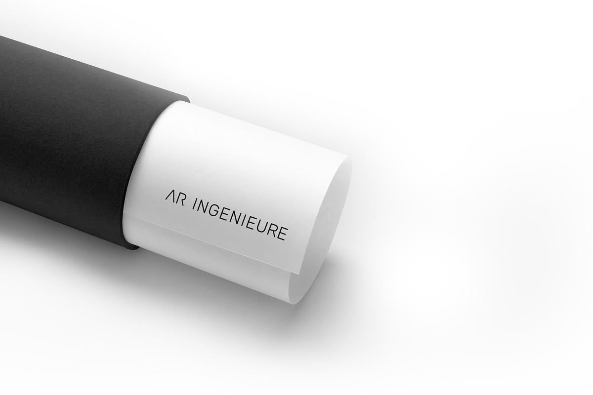 "Corporate Design und Website ""AR INGENIEURE"" - Branding & Positioning"
