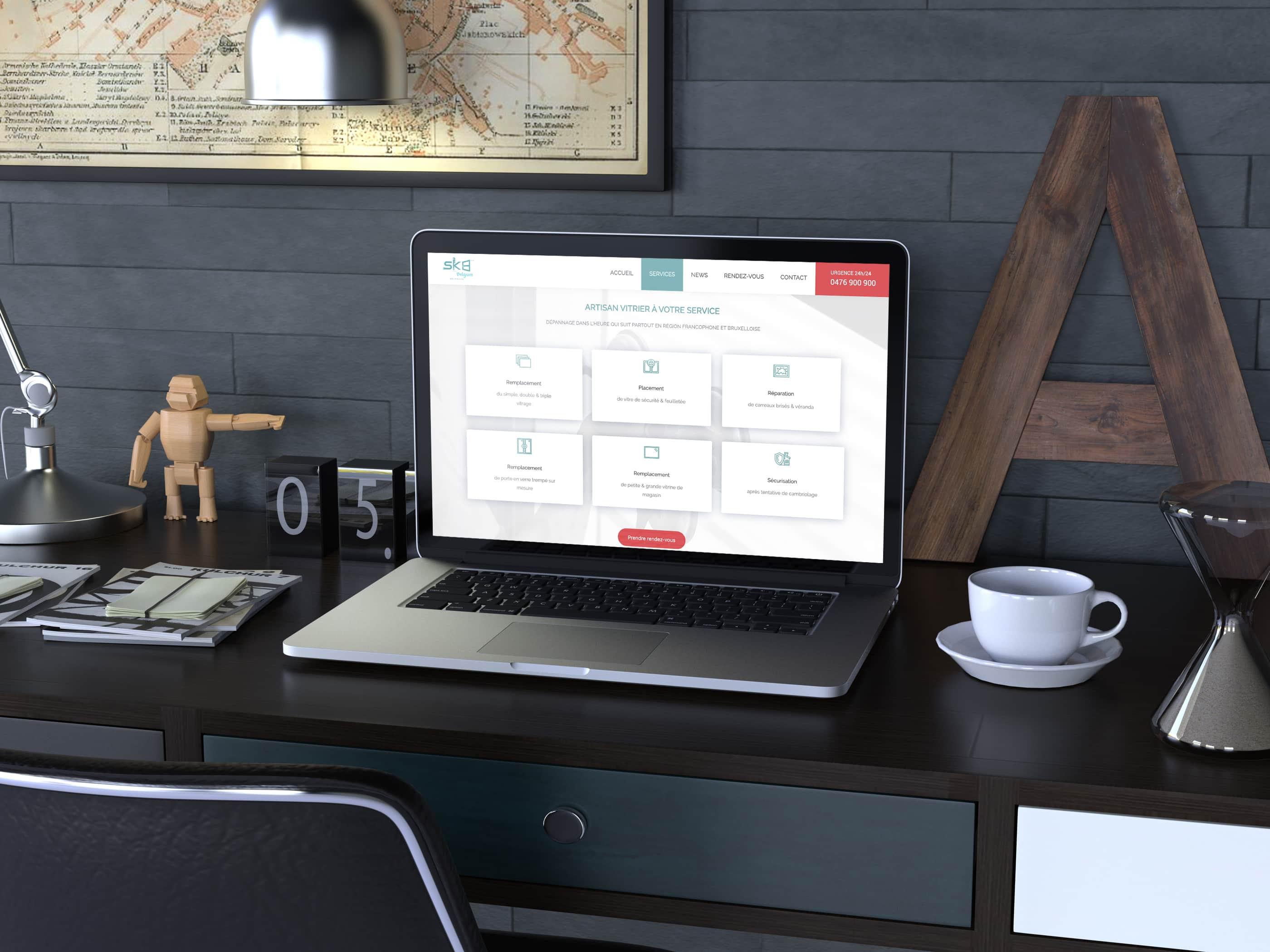 SKB Belgium - Services - Stratégie digitale