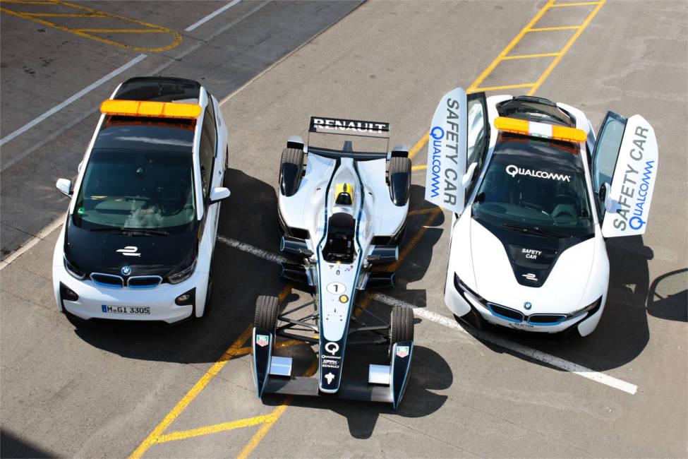 Qualcomm Halo: Die Zukunft des Autos ist kabellos