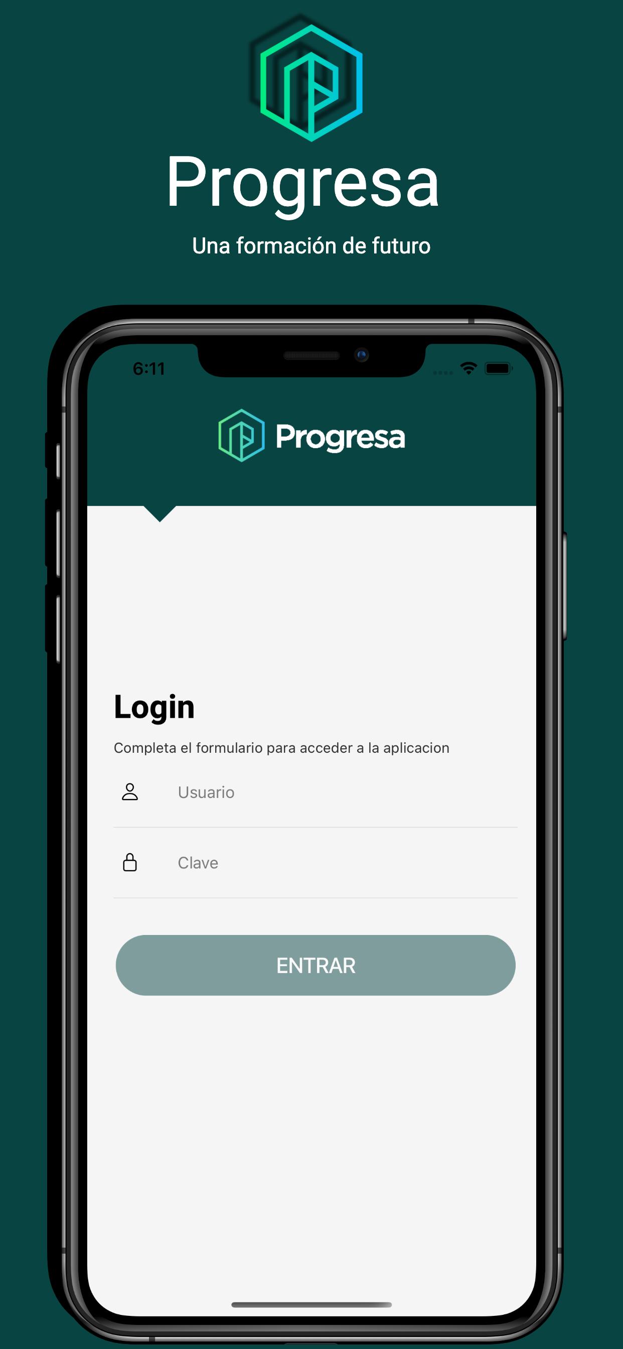 App Gestión de Centros de Formación - Aplicación Web