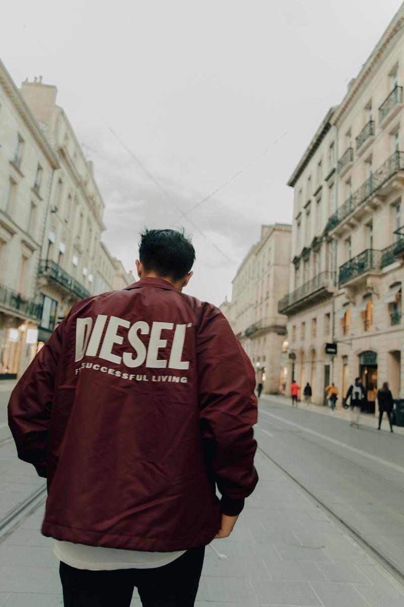 Diesel - Publicité en ligne