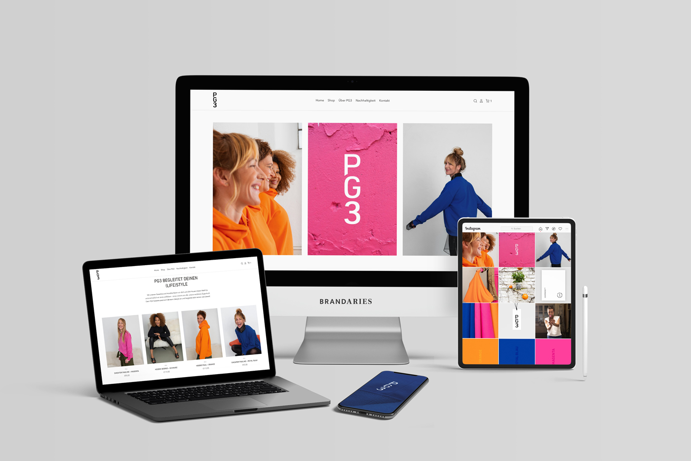 Branding, Strategie, Online Marketing - Social Media
