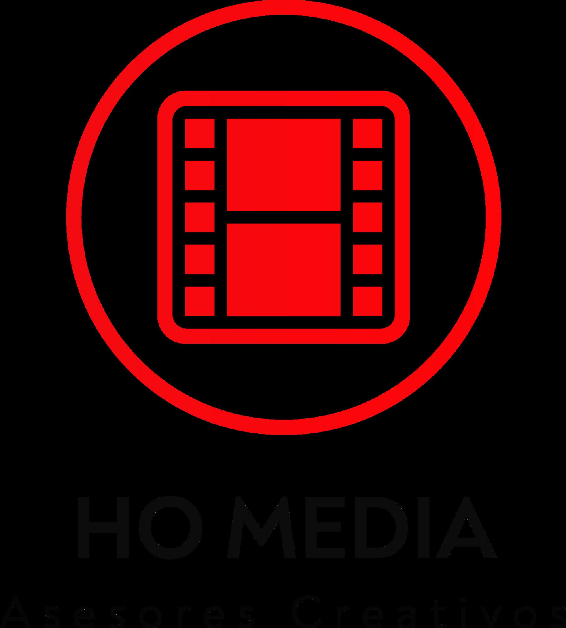 HO Media Asesores Creativos logo