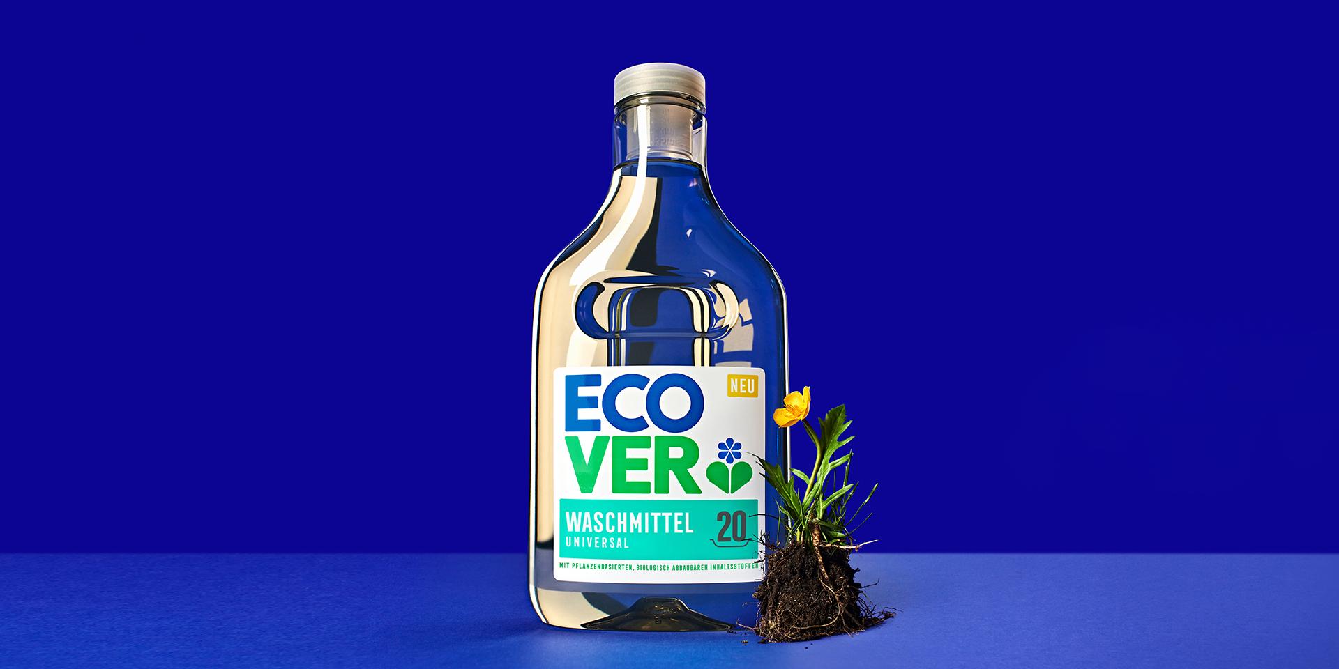 ECOVER – Brand-und Produktlaunch - Werbung
