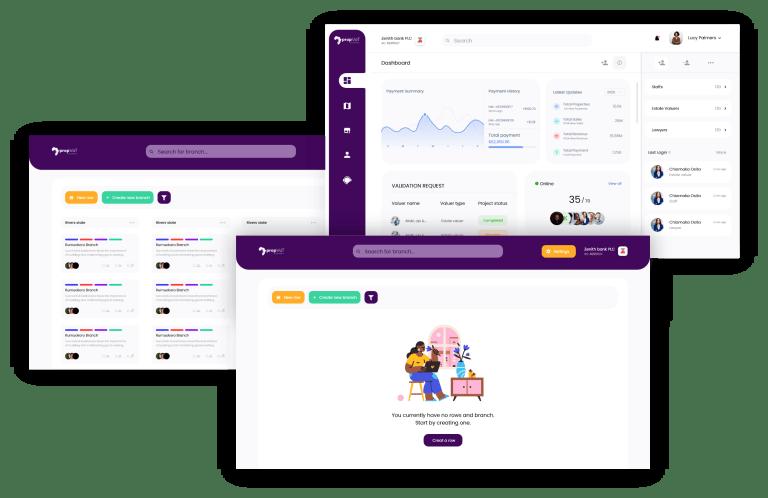 PropVat – Real Estate Management Software - Web Application