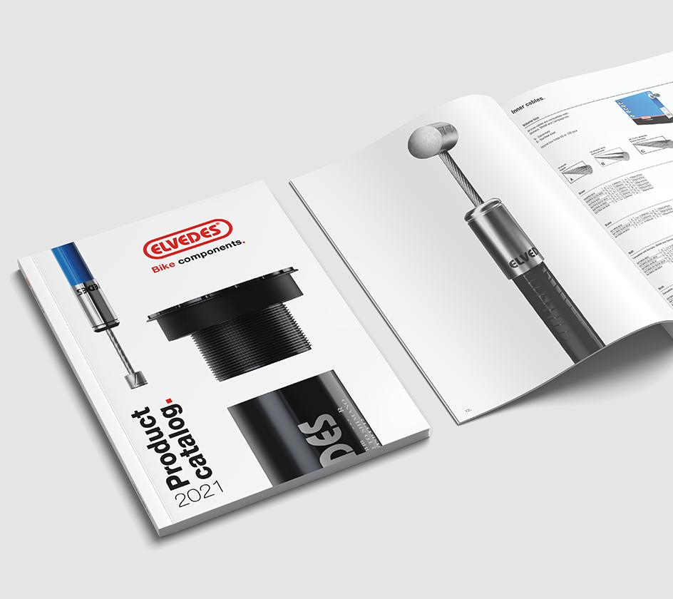 Elvedes - Corporate identity - Branding & Positionering
