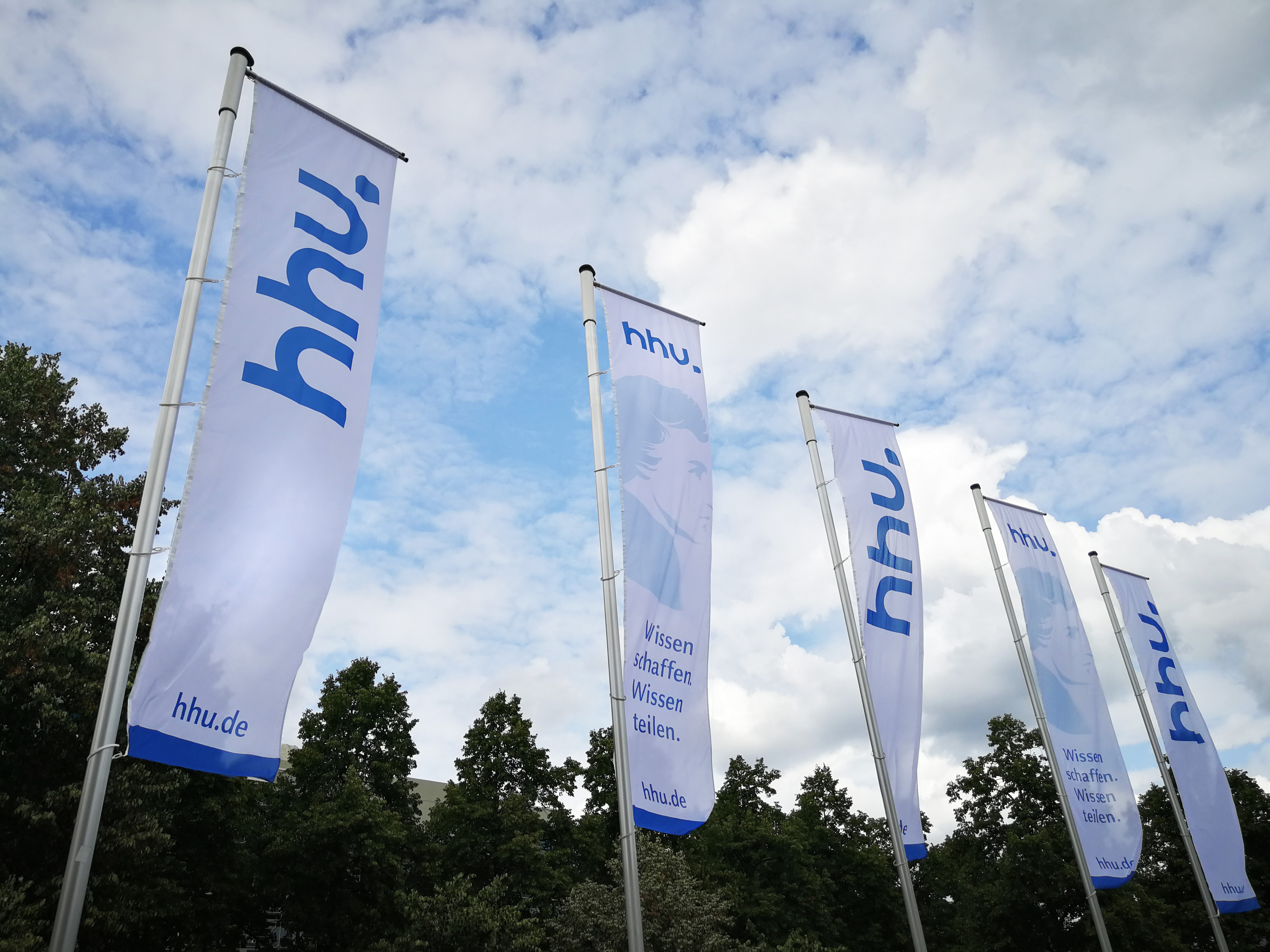 Heinrich-Heine-Universität Düsseldorf – CD/Logo - Markenbildung & Positionierung