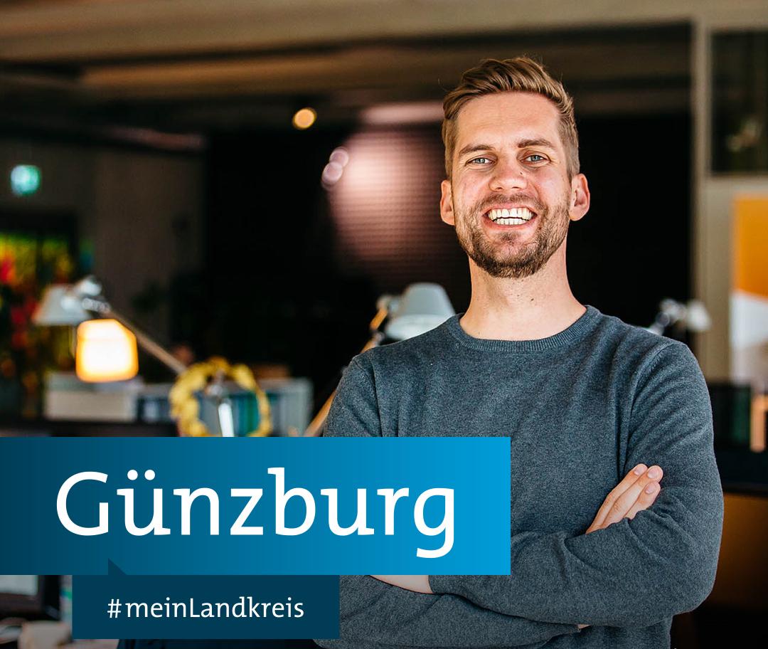 Regionalmarketing  Günzburg - Standortkampagne - Markenbildung & Positionierung