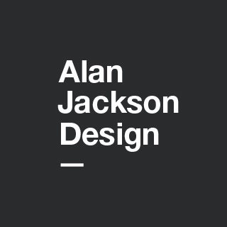 Alan Jackson Design logo
