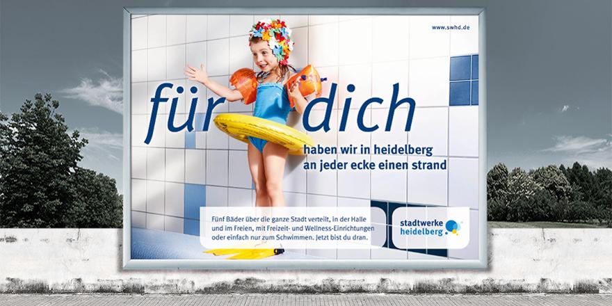 Stadtwerke Heidelberg – Markenrelaunch - Markenbildung & Positionierung