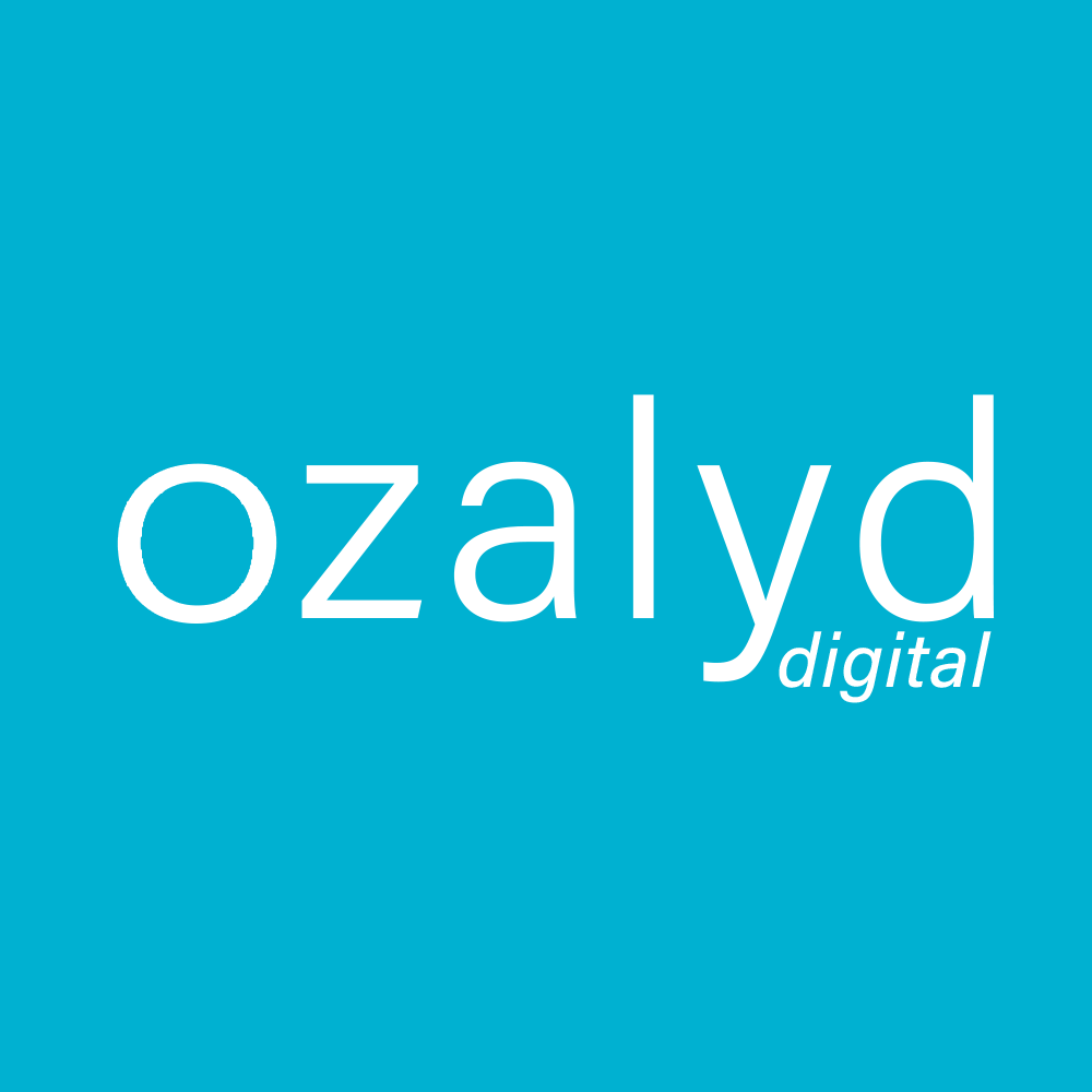 Ozalyd Digital logo