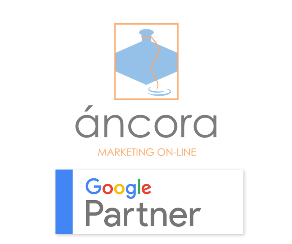 Áncora Vigo Marketing Online logo