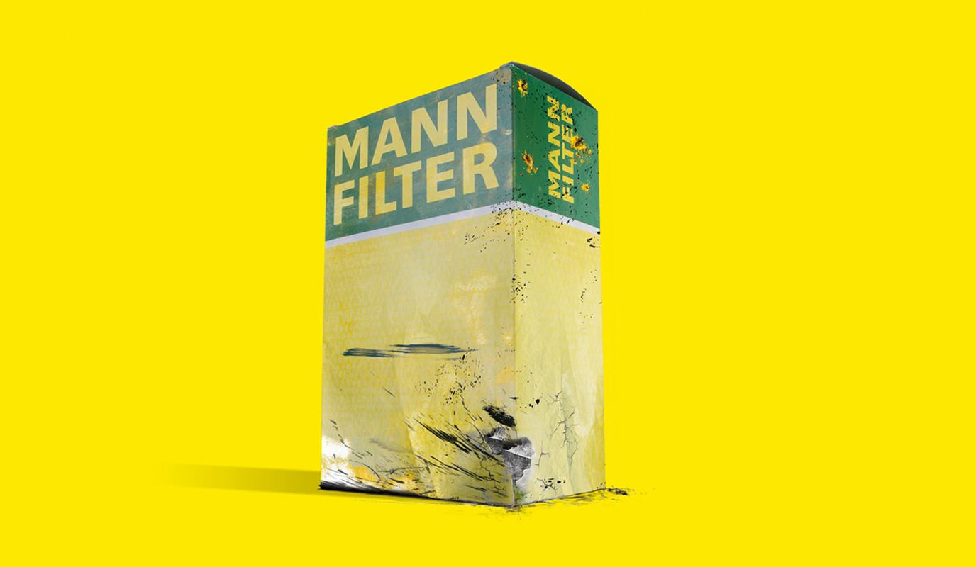 MANN-FILTER: weltweit beliebt werden - Markenbildung & Positionierung