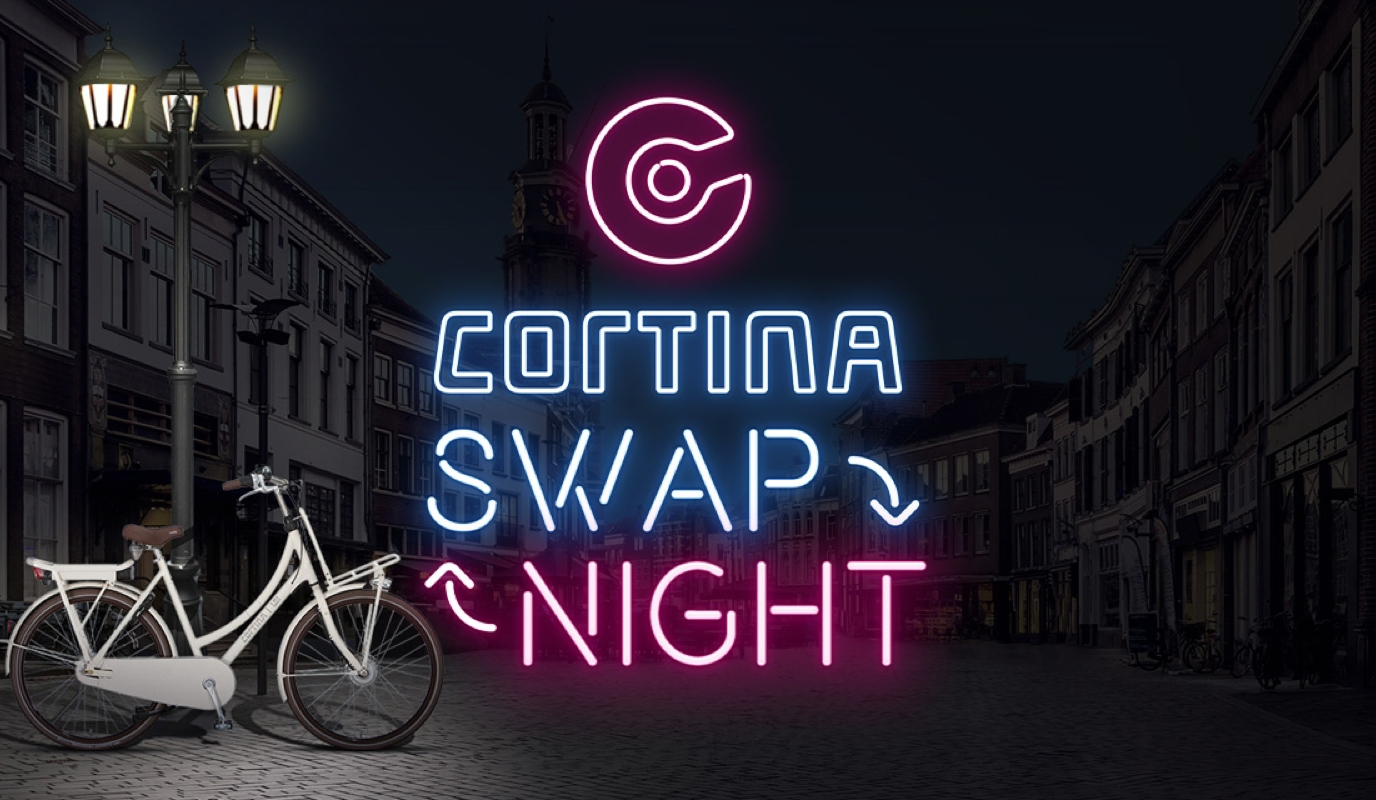 Cortina: Online activation campaign