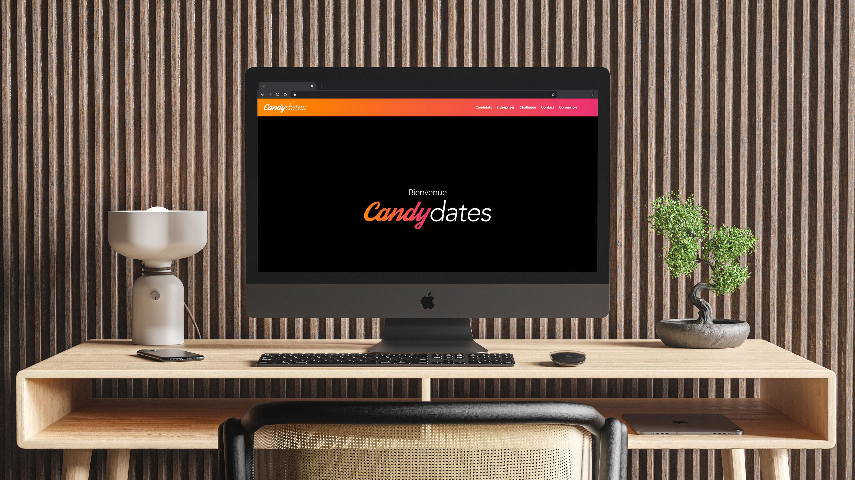 Website - Candydates - Création de site internet