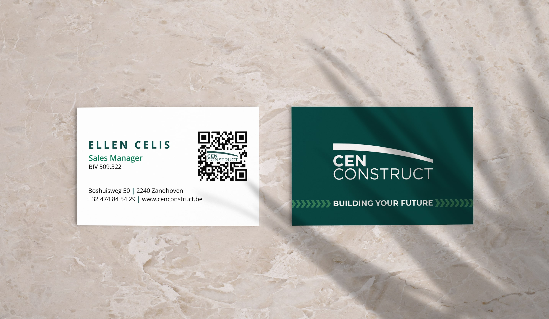 Communicatie om op te bouwen - CenConstruct - Online Advertising