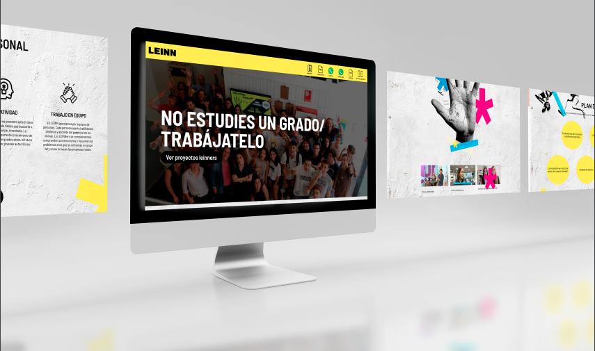 Creación de Sitios Web  y Diseño sector educación
