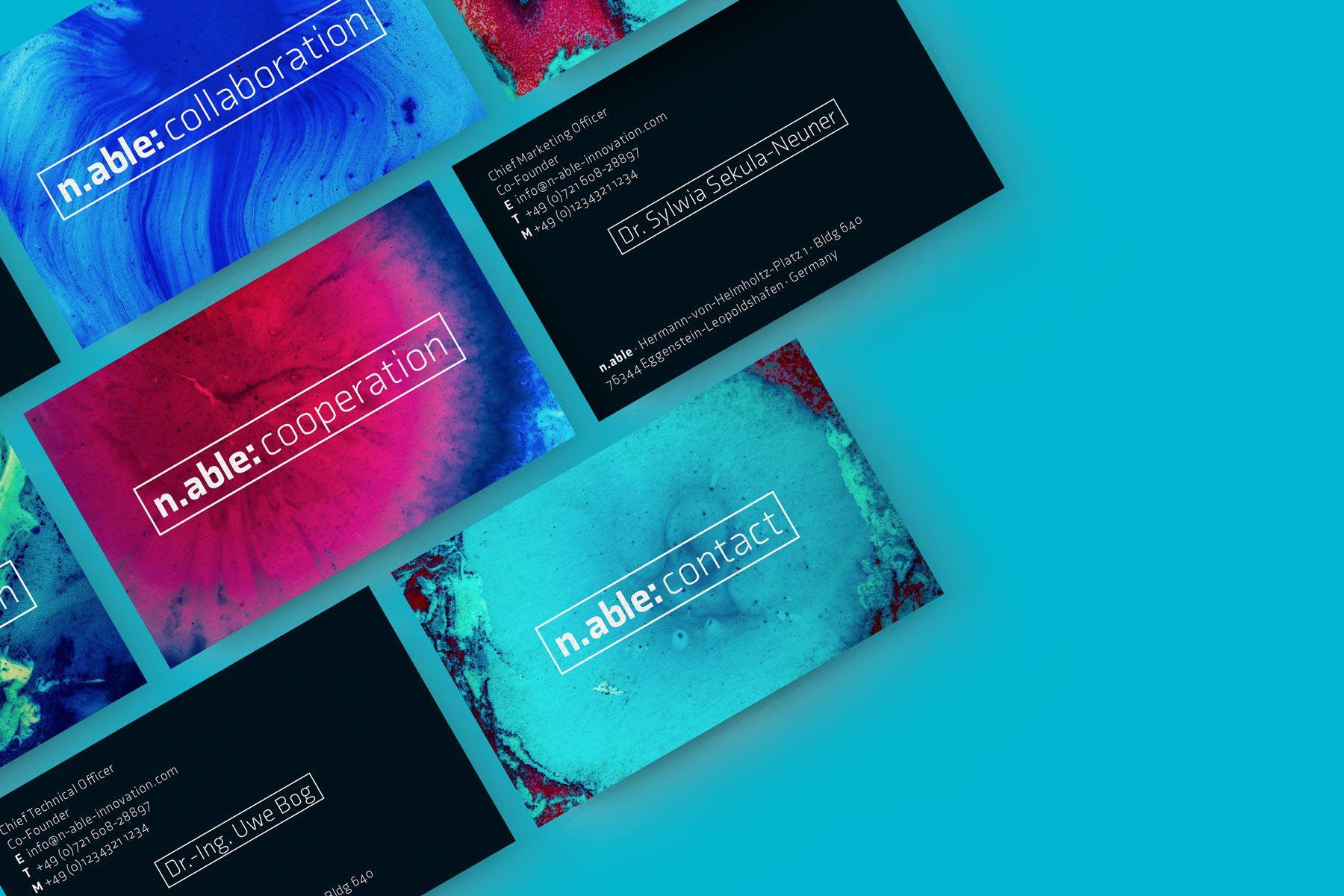 Brand Design für ein Biotech Start-up - Markenbildung & Positionierung