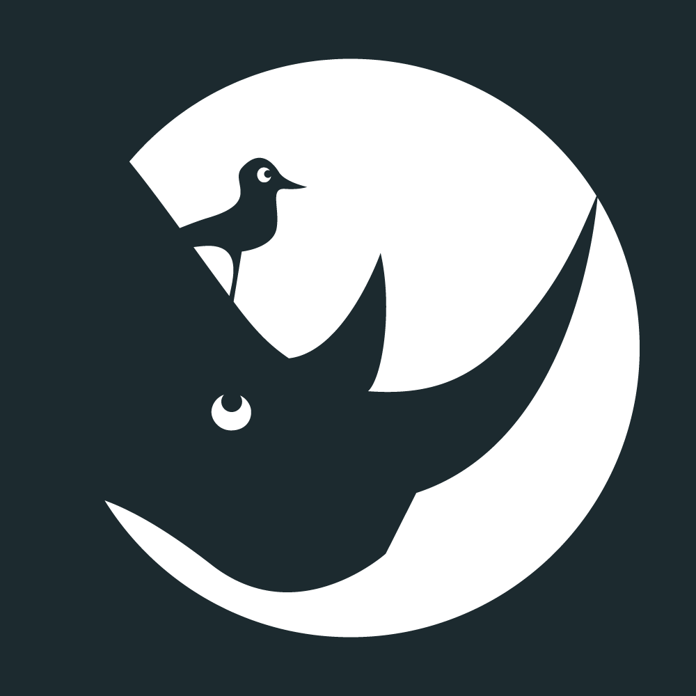 Offensive logo