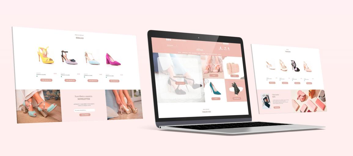 Creación de sitio web  y Diseño Tienda Online - Creación de Sitios Web