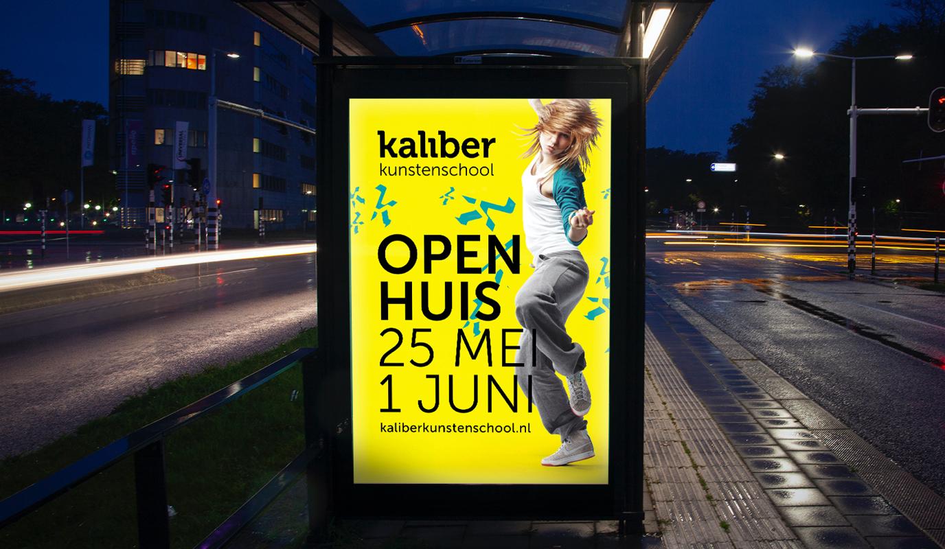 Kaliber: Campaign - Graphic Design