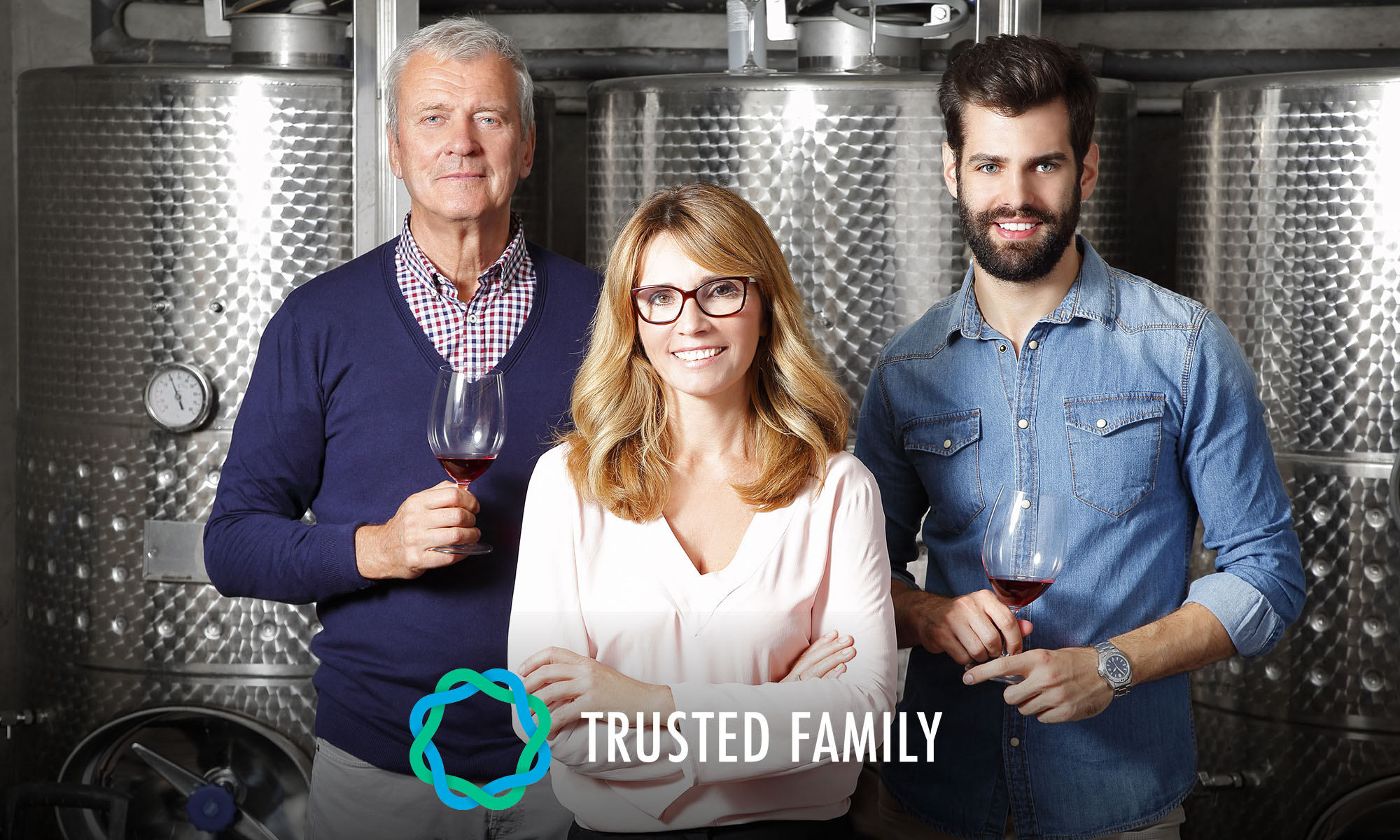 🧑💻 Trusted Family: UI/UX Design and development - Branding & Positionering