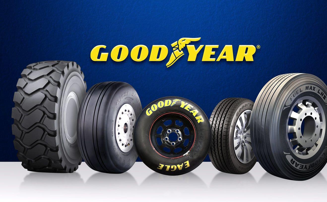 Goodyear Tyre Configurator