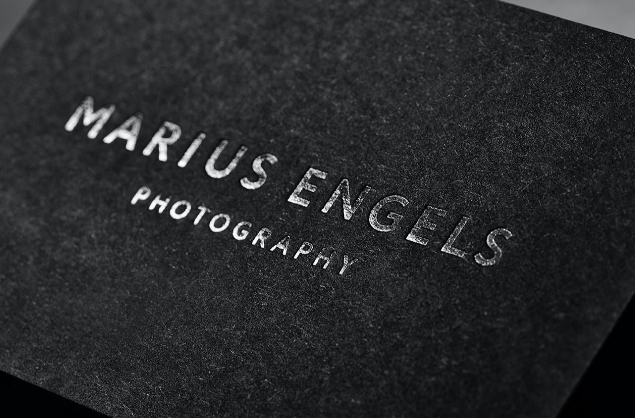 Marius Engels Photography – Markenentwicklung