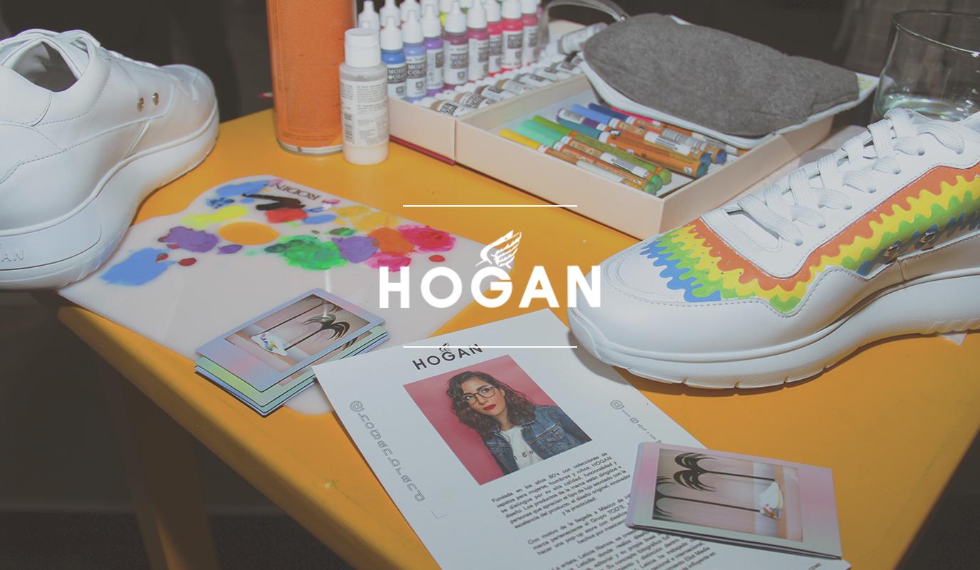 Hogan · Luxury sneakers - Relaciones Públicas (RRPP)