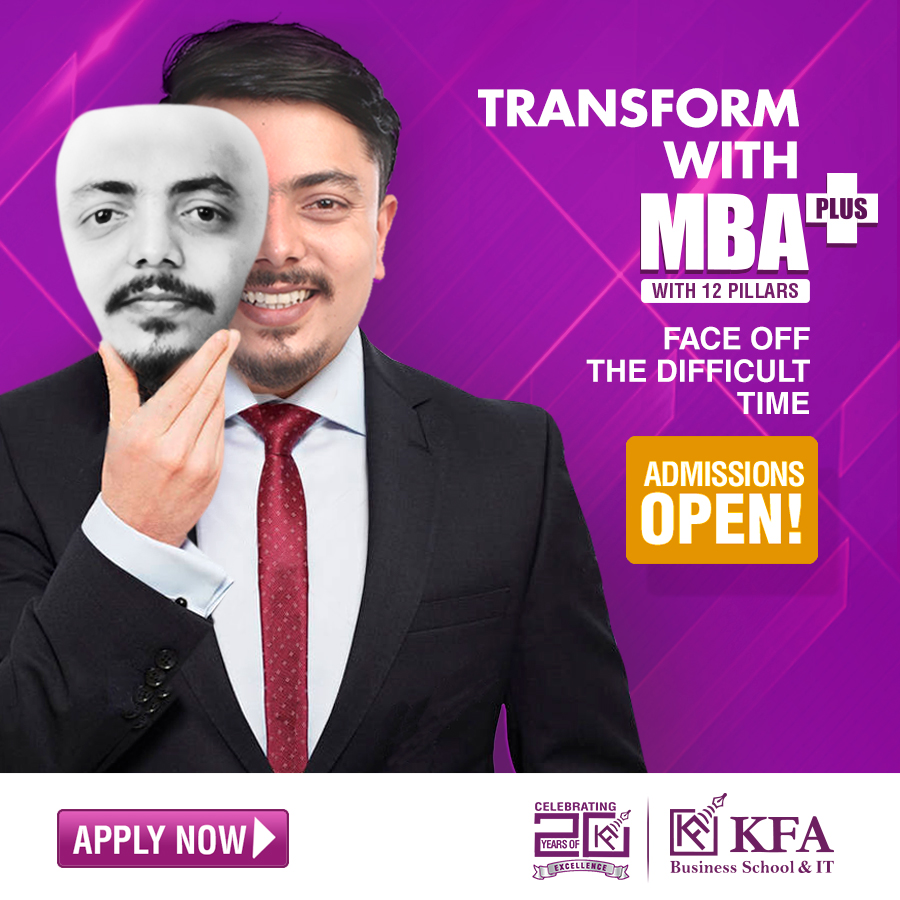 KFA- Morning MBA Ad