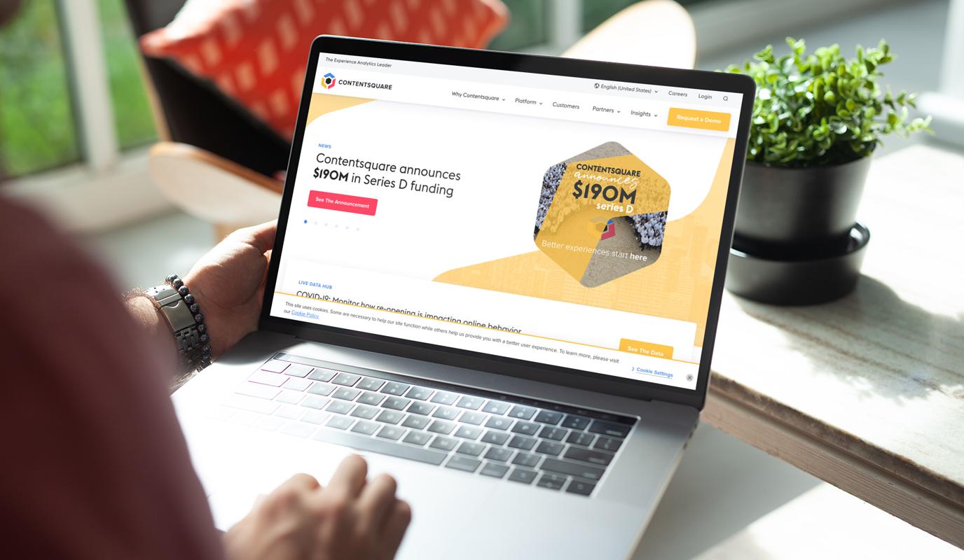 Stratégie d'Inbound Marketing pour ContentSquare - Stratégie digitale