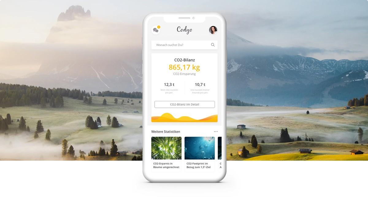 PR: Launch-PR für Klima-App Codyo