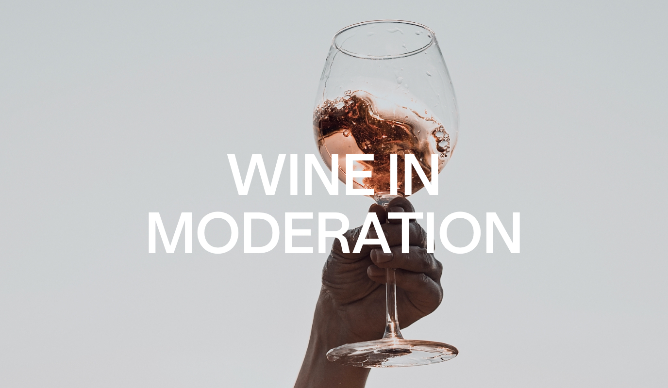 Wine in Moderation - Site internet & Intranet