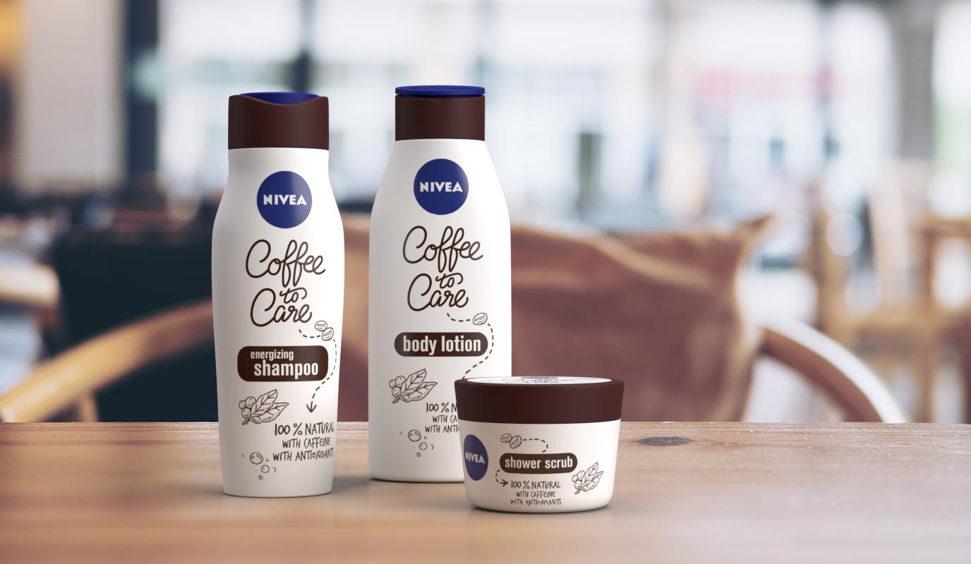 FMCG – Hautpflege, NIVEA, Verpackungsdesign - Grafikdesign